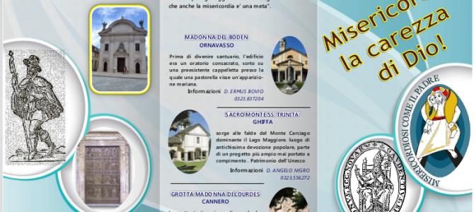 Informazioni dalla Diocesi di Novara