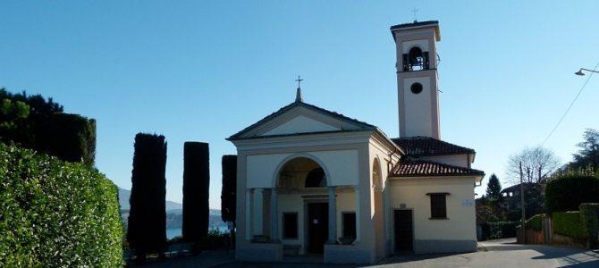 Domenica 19 Novembre: Festa della Presentazione della Beata Vergine Maria nella chiesa di Passera.