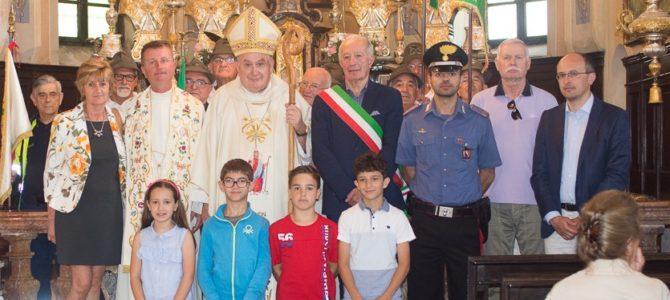 Millenario di S. Bernardo d'Aosta a Someraro. Una carrellata di immagini per tutti.