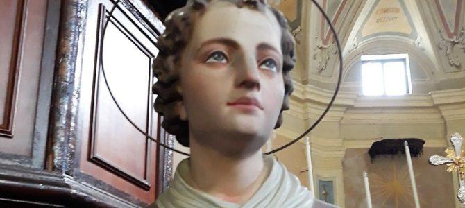 Parrocchia di Someraro. Fervono i preparativi patronali per il millenario della nascita di san Bernardo da Mentone (o di Aosta).