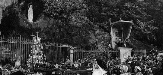 Lourdes: pellegrinaggio diocesano 2018.