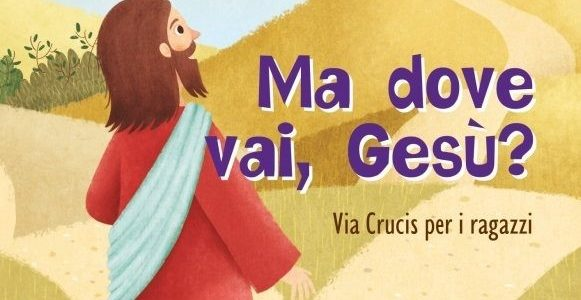 QUARESIMALE 2019: Via Crucis dei giovani del catechismo per le vie del borgo di Campino.
