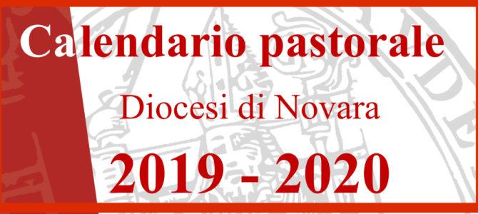 CALENDARIO DIOCESANO 2019-2020