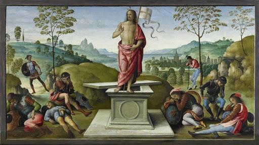 E' Pasqua di Ressurezione con una meditazione audio di don Gian Luca