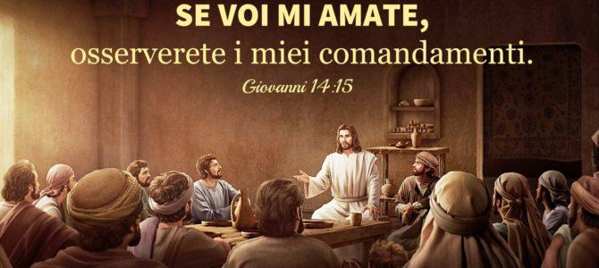 VI Domenica di Pasqua: audio-omelia di don Gian Luca alle letture del Vangelo