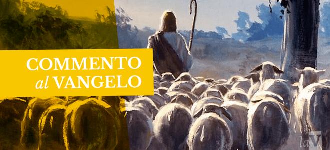"""IV Domenica di Pasqua: Egli è la """"porta"""" e il pastore che """"cammina innanzi"""" alle pecore. Ecco il commento audio di don Gian Luca al Vangelo del Buon Pastore."""
