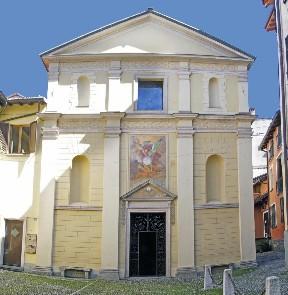 Stresa: l'antico oratorio di San Michele si rinnova